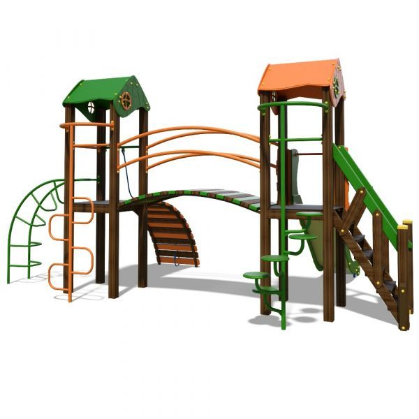 The Gnome-New Playground Complex T802