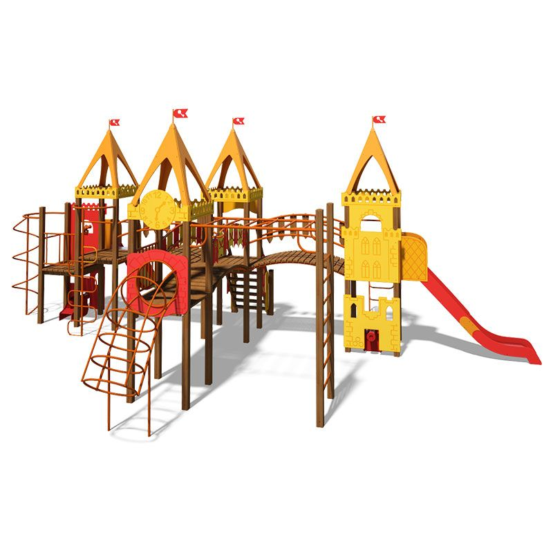 Fortress-2 Playground Complex T904M