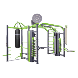 Functional training stations