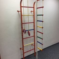 InterAtletika Akrobat-1 ST052 children's gymnastic ladder