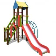The Toddler-New Playground Complex ТE801