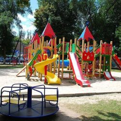Bastion Playground Complex T912