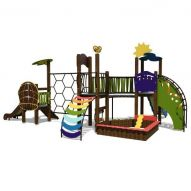 Streamlet-3 Playground Complex T704