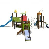 Streamlet-4 Playground Complex T705