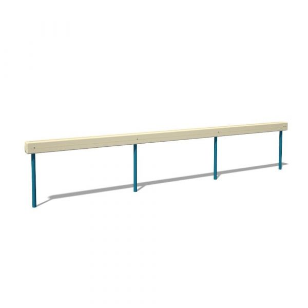 InterAtletika Wooden Straight Beam SE701
