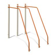 InterAtletika S834.6 Triple incline parallel bars 0,6х1,1х1,5m