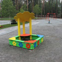 Flower sandbox InterAtletika ТЕ310