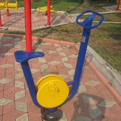 Exercise bike InterAtletika SE 139