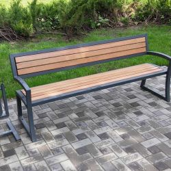 Park bench InterAtletika LP018