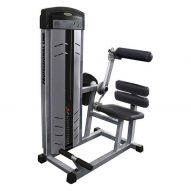 Back muscles machine with InterAtletika BT135 pile