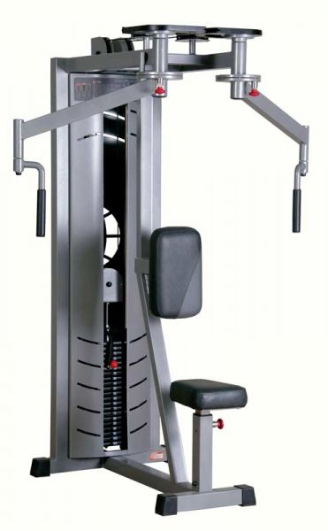 The chest and back exercise machine InterAtletika BT124