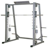 Smith machine with strain relief InterAtletika BT217