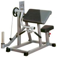 Biceps machine with InterAtletika BT208 pile