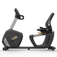 Horizontal training bike Fitex ECR7