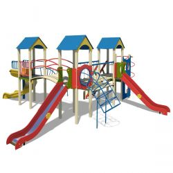 Playgrounds for children of 7-12 Years Old