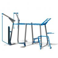 InterAtletika SM 803 Multifitness training station